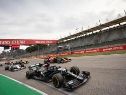 Mercedes legt tactiek Grand Prix van Emilia Romagna