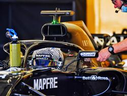 Renault en Alonso volgende week herenigd met R25 op Yas Marina-circuit