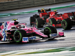 Schade aan voorvleugel Lance Stroll weerhield hem van eerste F1-overwinning