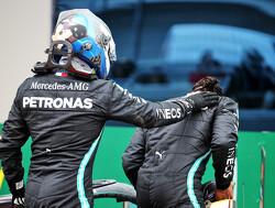 """Bottas over verliezen van Hamilton: """"Ging om kleine verschillen"""""""