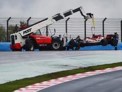"""Giovinazzi: """"Ik was passagier van mijn eigen F1-wagen"""""""