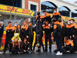 Achter de schermen bij McLaren tijdens GP Turkije