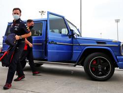 Horner vreesde voor het leven van Romain Grosjean