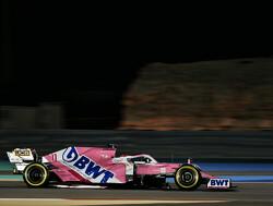 """Perez grijnst na P5: """"We zullen zien hoe snel we zijn"""""""
