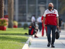 """Vasseur na goede kwalificatie: """"Het net missen van Q3 toont onze vooruitgang"""""""