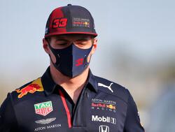 "Max Verstappen over Leclerc: ""Gewoon dom"""