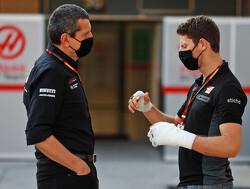 """Geen afscheidstest voor Grosjean: """"Ferrari moet de motoren terug hebben"""""""