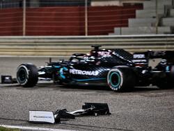 De Safety-Car procedure van Mercedes
