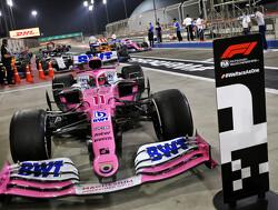 """Sergio Perez: """"Overwinningen en titels zeggen niets in de F1"""""""