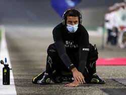 """Daniel Ricciardo huiverig voor Indy 500: """"Beetje bang voor ovals"""""""