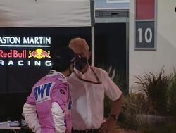"Helmut Marko: ""Kennis van Perez over Mercedes-motor gaf de doorslag"""