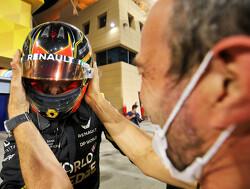 'Last van schouders Esteban Ocon gevallen na eerste podium'