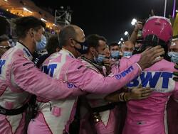 Teambaas Racing Point: ''Na een dieptepunt, smaakt de winst extra zoet''