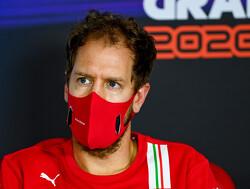 Vettel mikt op P3 in het constructeur-klassement