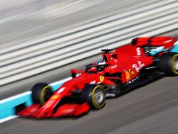 Ferrari ziet 2021 als overgangsjaar maar wil vechten voor derde plaats in kampioenschap