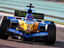Fernando Alonso noemt V10-tijdperk de hoogtijdagen van F1