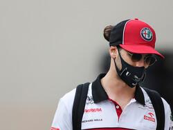 Keuze van Ferrari voor Sainz viel niet goed bij Giovinazzi