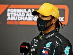 Lewis Hamilton verloor 6 kilo aan gewicht door coronabesmetting