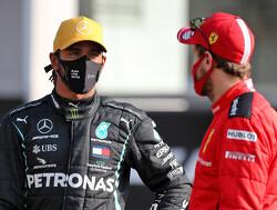 """Ferrari: """"Geen spijt dat we Hamilton niet gecontracteerd hebben"""""""