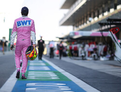 Zo nam Sergio Perez in Abu Dhabi afscheid van Racing Point