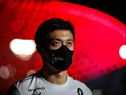"""Guanyu Zhou: """"Laatste stap richting Formule 1 is de moeilijkste"""""""