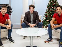 Sainz van plan 'speciale' band met Norris te repliceren bij Ferrari