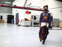 "Sergio Perez: ""Doel is uiteraard om Max Verstappen te verslaan"""