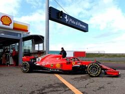 Test was een afscheidscadeau van Ferrari aan Giuliano Alesi