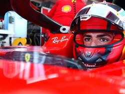 <b>Foto's:</b> Carlos Sainz maakt zijn debuut als Ferrari-coureur