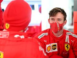Ferrari zegt Callum Ilott aantal vrijdagtrainingen toe voor 2021