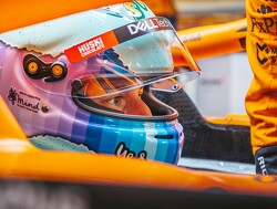 Het debuut van Daniel Ricciardo in de McLaren MCL35M