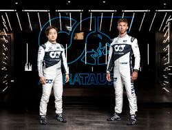 Pierre Gasly en Yuki Tsunoda over de AlphaTauri AT02