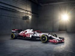 Kleuren wit en rood wisselen van plek bij Alfa Romeo-auto voor 2021
