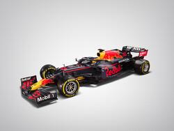 Red Bull Racing toont de nieuwe wagen van Max Verstappen