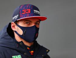Max Verstappen extra voorzichtig om niet besmet te raken