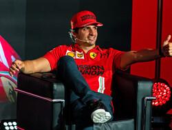Carlos Sainz zwijgt over crash tijdens bandentest op Jerez