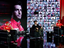 Ferrari-teambaas Binotto blij met 'tweede coureur' Carlos Sainz