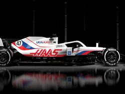 Haas F1 opteert voor Russische kleuren bij livery voor 2021