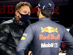 """Christian Horner: """"Perez heeft zijn toekomst bij Red Bull zelf in handen"""""""