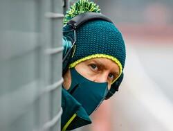 """""""Ik ben hier om te winnen"""" - Sebastian Vettel zijn eerste interview in Aston Martin kleuren"""