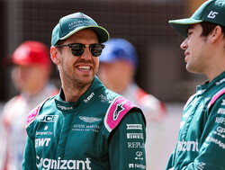 Sebastian Vettel en Lance Stroll beantwoorden vragen van fans