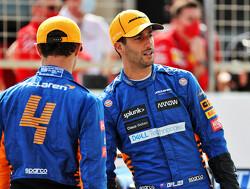 Russell denkt dat Ricciardo het lastig gaat krijgen tegen 'ongelofelijk snelle' Norris