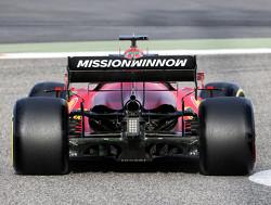 Aandrijflijn van Ferrari nog niet op gelijke hoogte met concurrentie