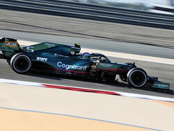 Aston Martin houdt zich gedeisd op slotdag van test in Bahrein
