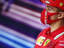 """Charles Leclerc wil nieuw Ferrari-contract: """"Ik wil verlengen"""""""