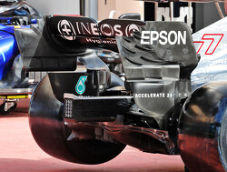 """Mercedes sluit hoge rake-filosofie compleet uit voor huidig seizoen: """"Dit is fysiek niet mogelijk"""""""