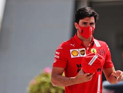 """Sainz over Ferrari-debuut: """"Ik heb mezelf altijd al in dit team ingebeeld"""""""