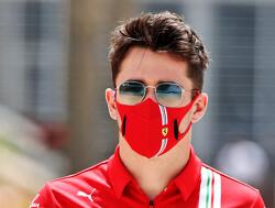 """Leclerc blij met belangrijke stap Ferrari: """"Sterkere auto en meer vermogen in de motor"""""""