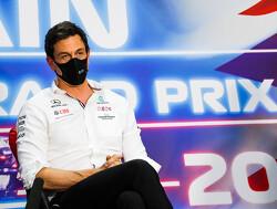 """Toto Wolff: """"De racegoden waren ons gunstig gezind in Bahrein"""""""