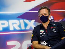 """Red Bull-teambaas Horner: """"Dit was geweldig racen, felicitaties aan Mercedes"""""""